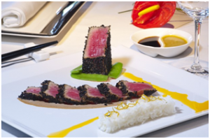 "Forbes.com: ""Game Changing"" cuisine at Grand Velas Resorts"