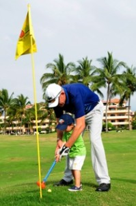 Mother's & Father's Day Golf/Spa Hotel Packages Offered at Velas Resorts In Three Top Mexican Beach Destinations