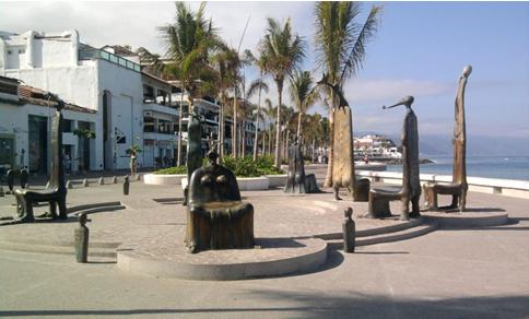 La Rotonda del Mar de Alejandro Colunga.