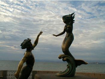 Poseidón y Nereida desde 1990