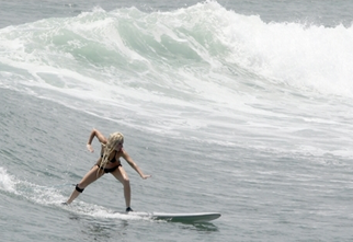 Lady Gaga Surf