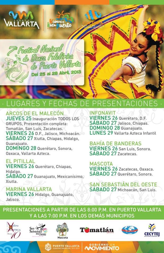 Eventos en Puerto Vallarta