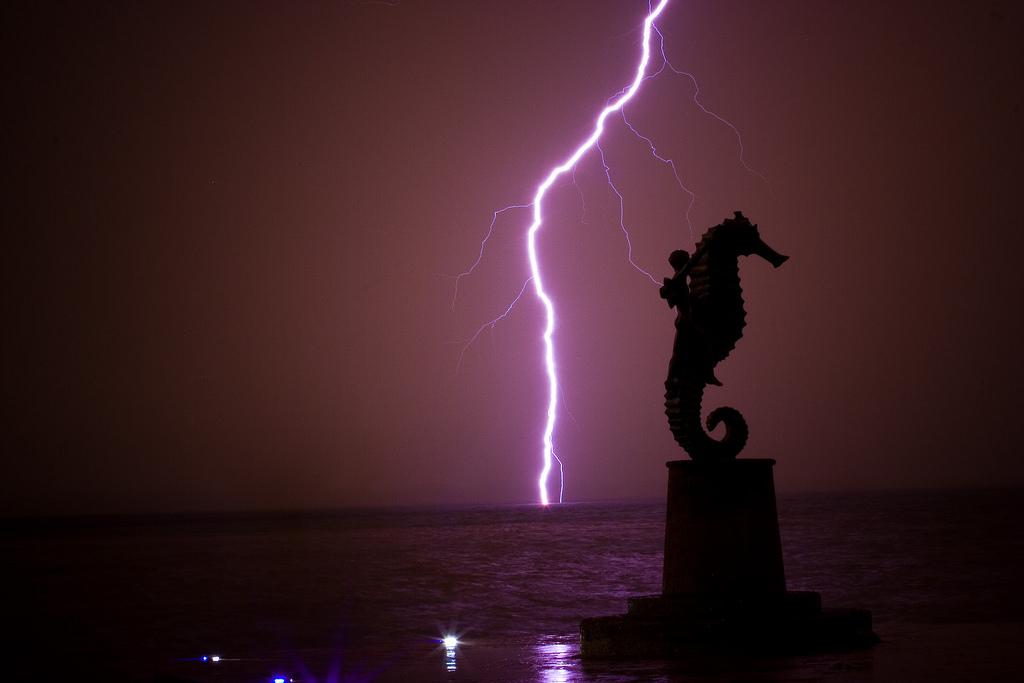 Puerto Vallarta Rain