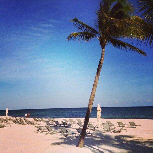 Playas limpias en riviera-nayarit