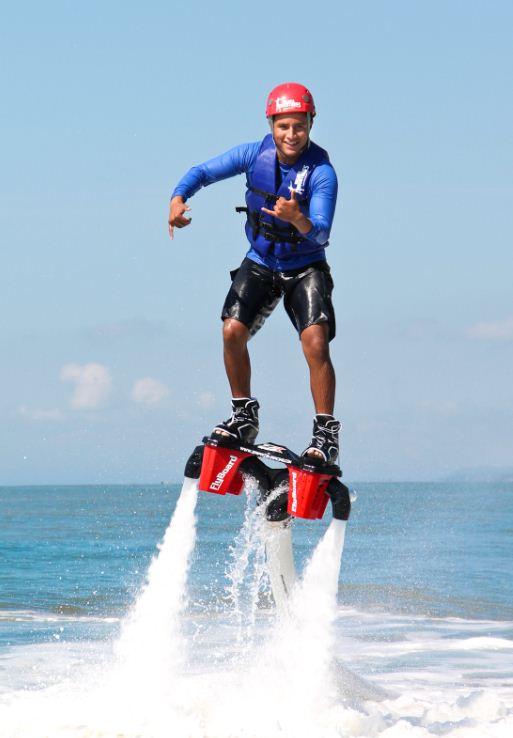 flyboard grand velas riviera nayarit