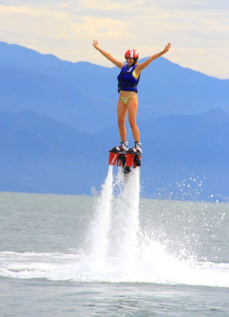flyboard vallarta nayarit