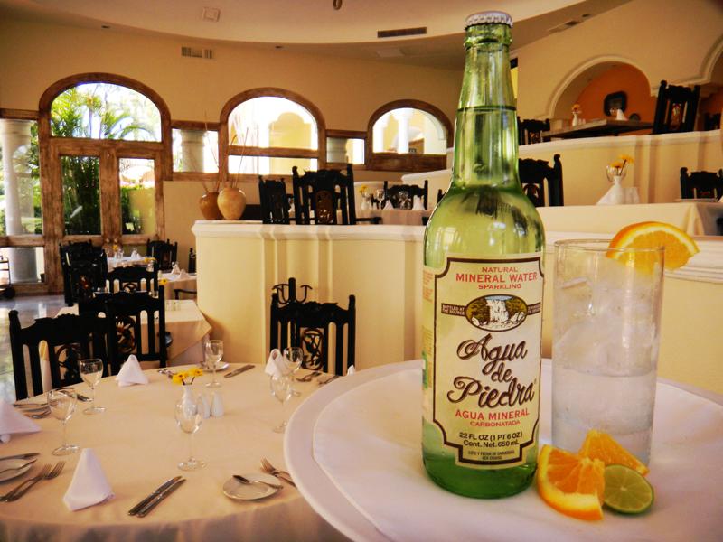 agua de piedra, Hotel boutique Casa Velas