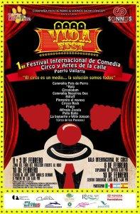 Circus art Puerto Vallarta