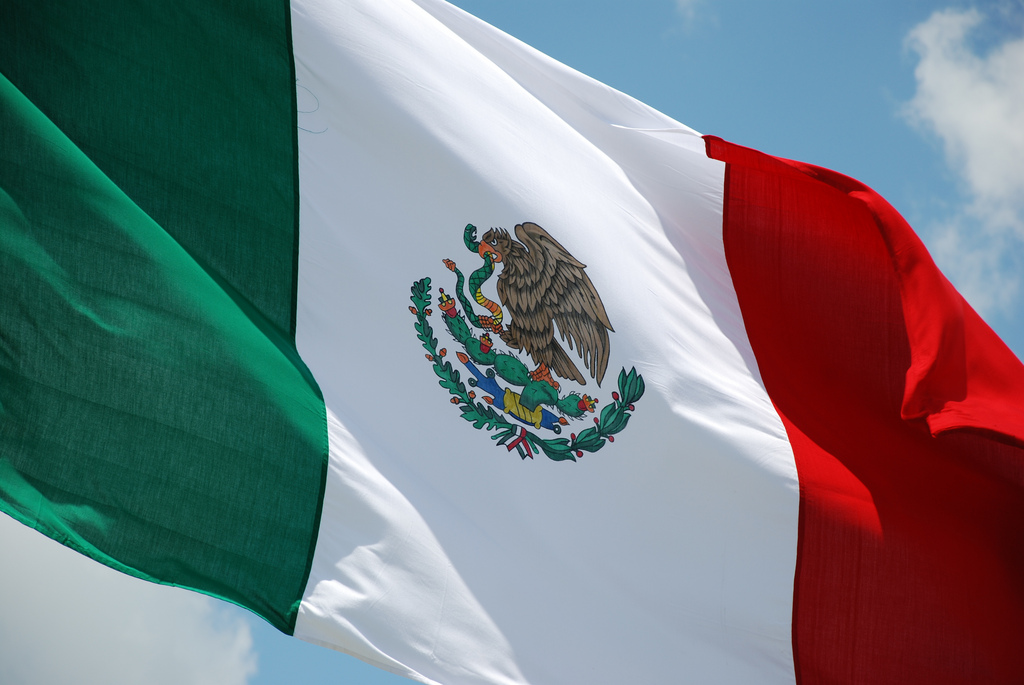 A Brief History Of The Mexican Flag