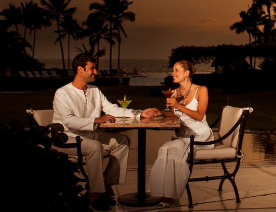 Regala una cena rom ntica en la playa a tu pareja vallarta - Que preparar en una cena romantica ...