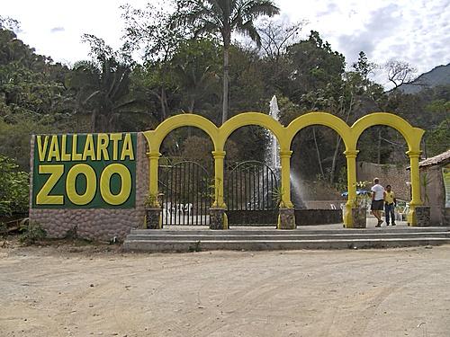 Puerto Vallarta's Zoo