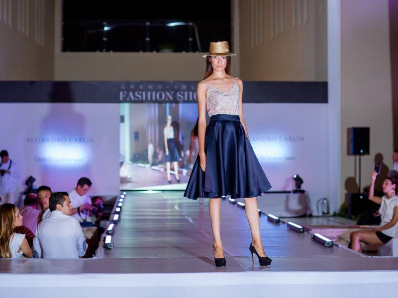 Grand Velas Fashion Show 2016