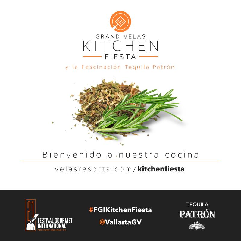 Patricio Gutiérrez, ganador del Kitchen Fiesta