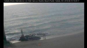 Live Cam Puerto Vallarta Playa Loas Muertos