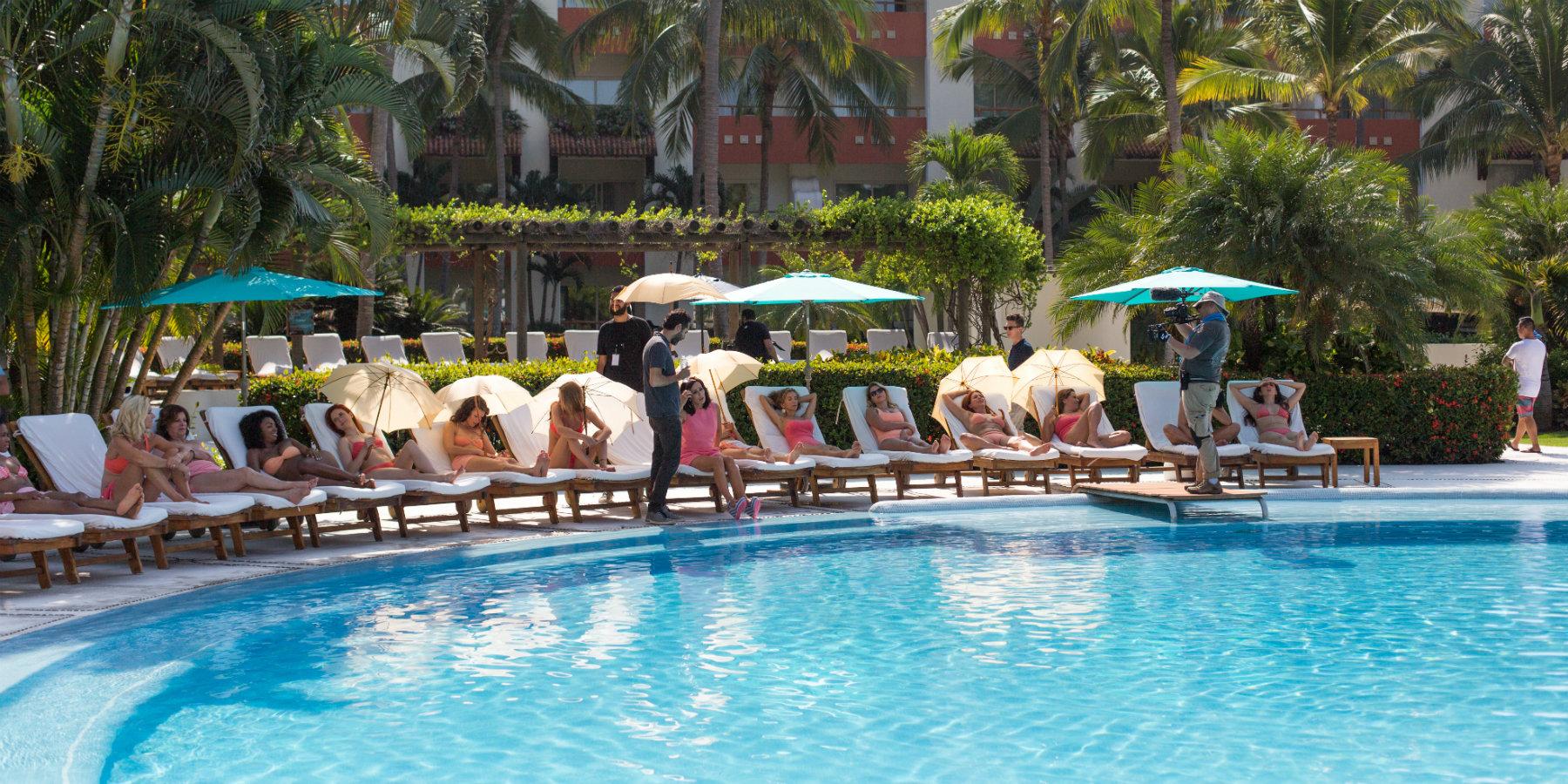 """Grand Velas Riviera Nayarit, sede de la campaña """"Welcome Patricias"""""""