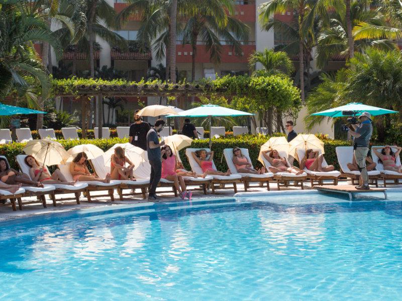 Los 25 hoteles de lujo más populares en México