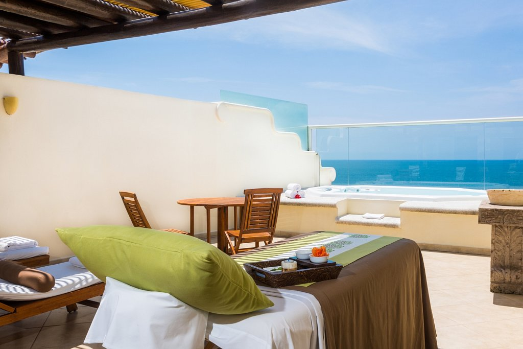 Wellness Suite, an Upscale Experience at Grand Velas Riviera Nayarit