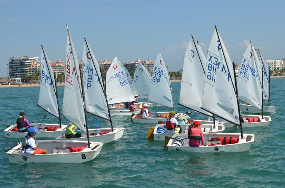 Challenge the turbulent waters of the Pacific Ocean in the Vallarta Cup 2016