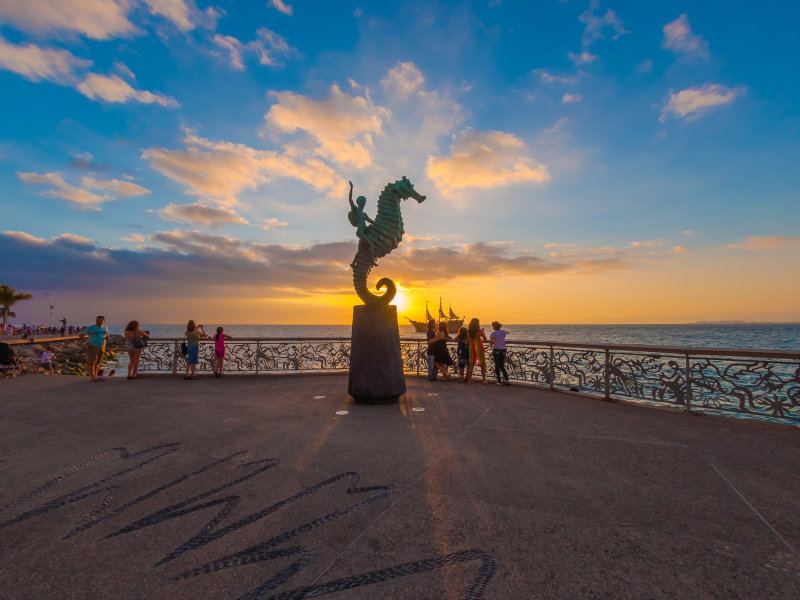 Where is Puerto Vallarta? Discover the paradise of Jalisco