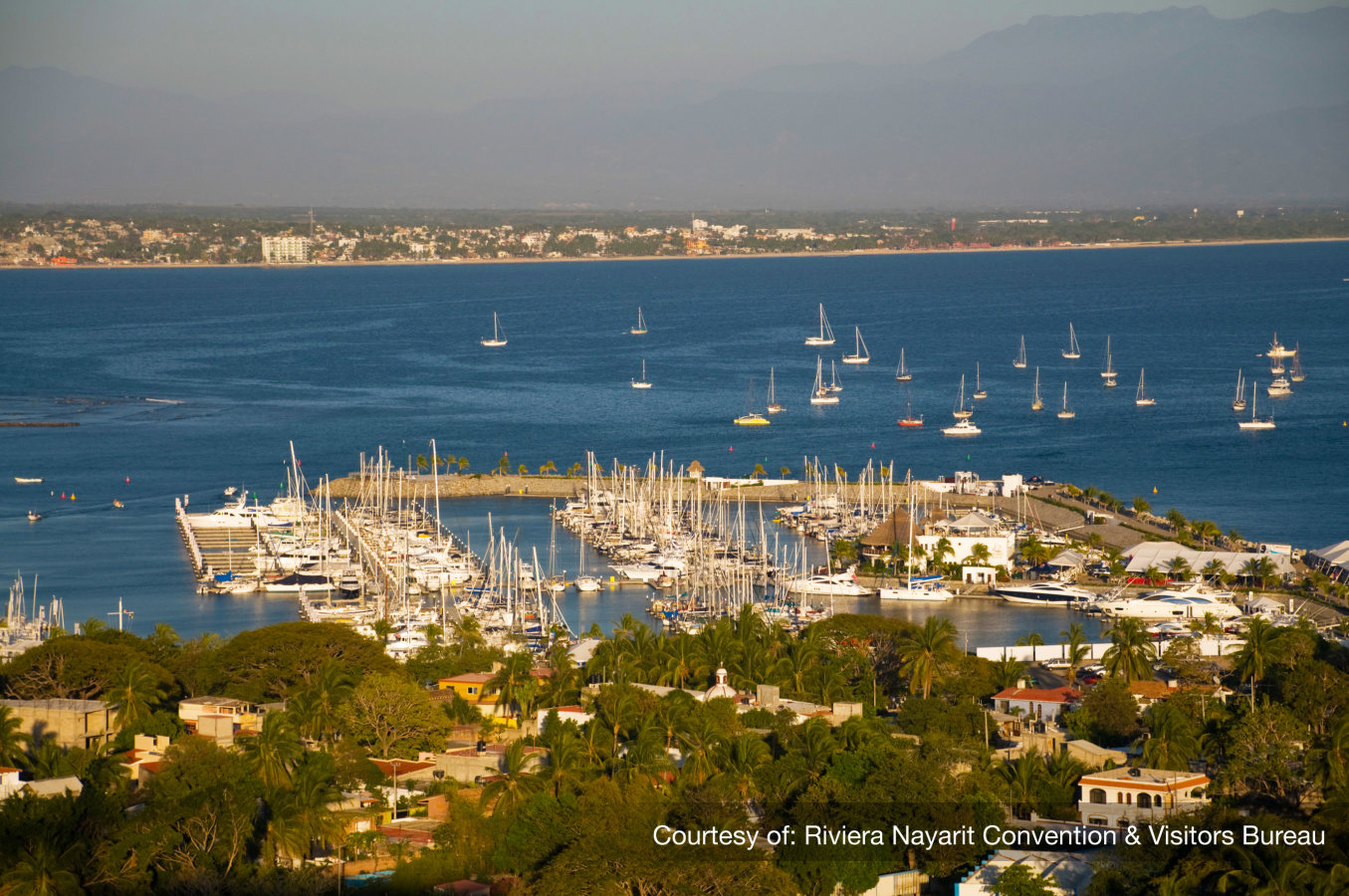 Riviera Nayarit, a favorite destination by celebrities in 2015