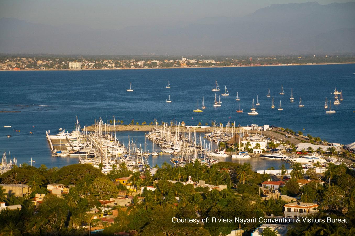 Riviera Nayarit, a favorite destination by celebrities in 2015