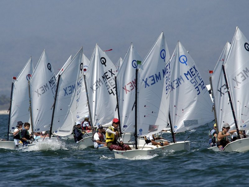 Four Months of Puerto Vallarta Sailing Regattas in Banderas Bay