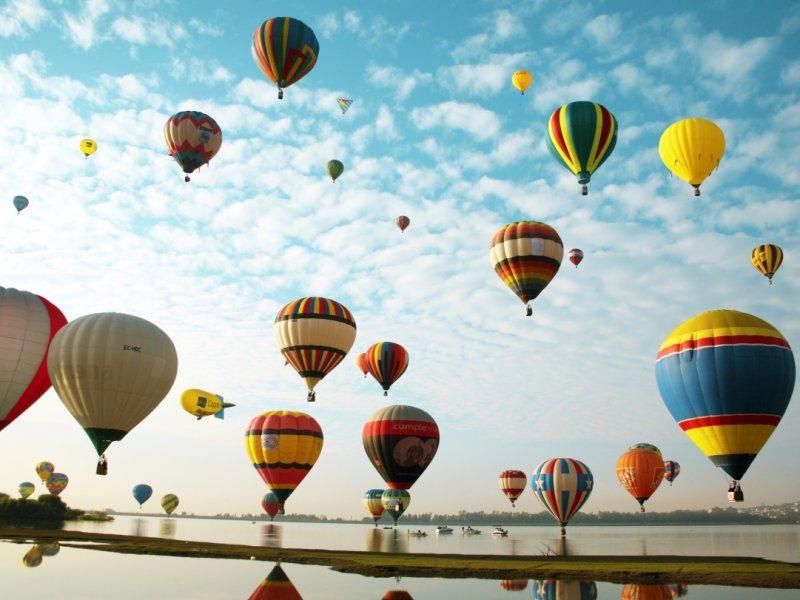 Riviera Nayarit tendrá su primera Feria del Globo Aerostático