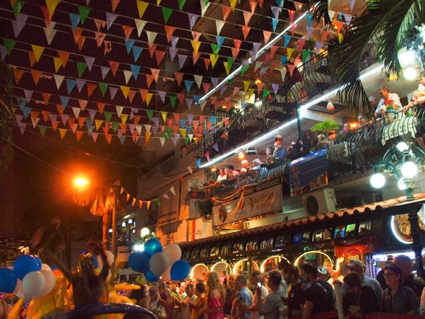 Puerto Vallarta Mardi Gras Parade & Banderas Bay Carnaval