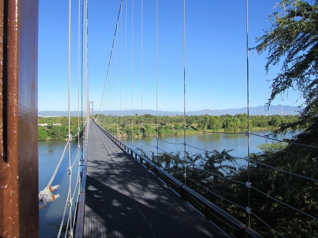 Riviera Nayarit tiene el puente de golf más largo del mundo