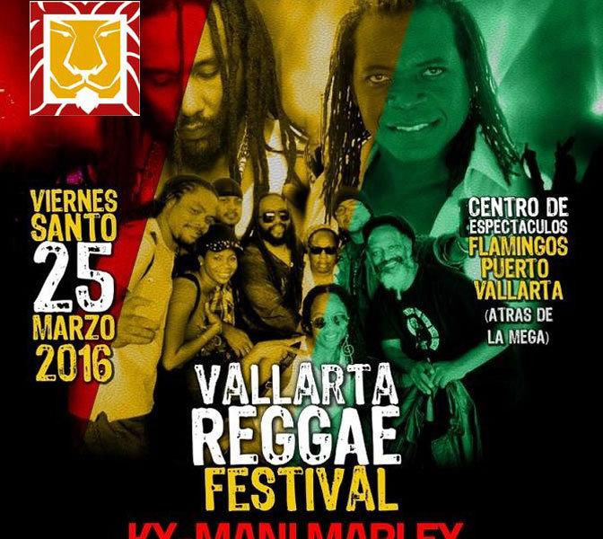 vacaciones de semana Santa en el Vallarta Reggae Festival 2016