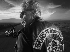 SONS OF ANARCHY: Ron Perlman in SONS OF ANARCHY airing Tuesday, September 7 at 10 PM e/p on FX. CR: FRANK Ockenfels / FX.