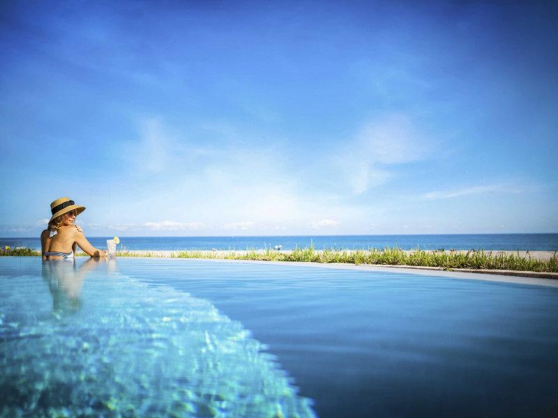 Descubre las piscinas más espectaculares en Riviera Nayarit
