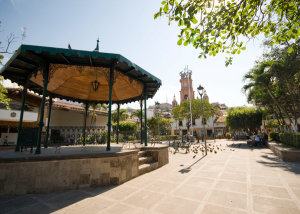 Plaza armas modernidad