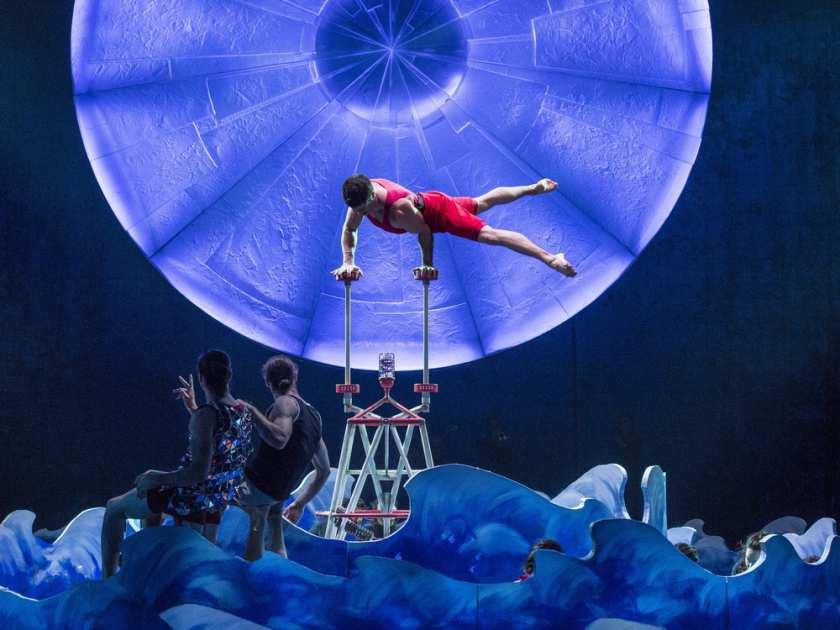irque du Soleil: el circo del futuro llega a Riviera Nayarit