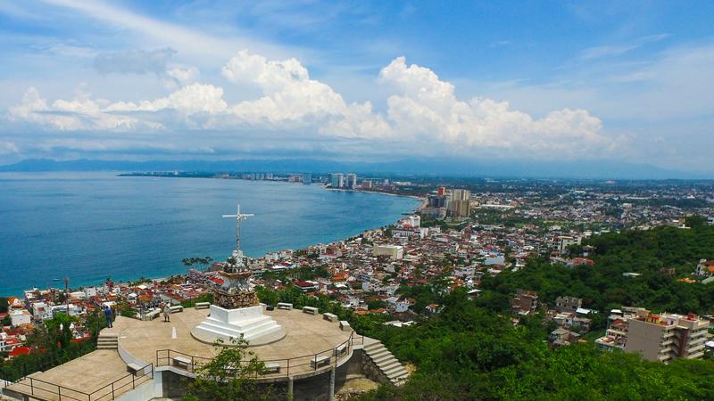 5 miradores que tienes que visitar en Puerto Vallarta