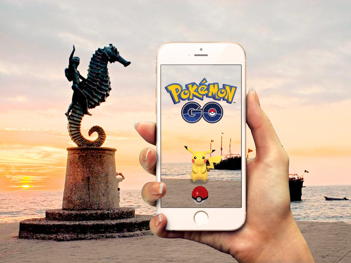 Dónde jugar Pokémon Go en Puerto Vallarta-Riviera Nayarit?