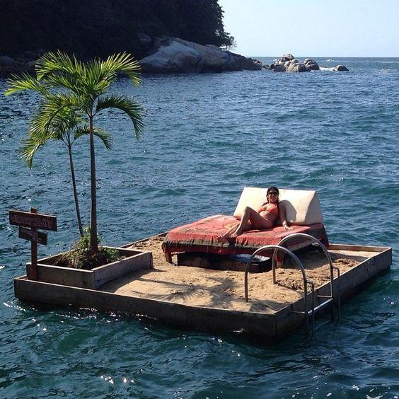 Private Island Beaches: Colomitos, Paradise Secret Puerto Vallarta Beach