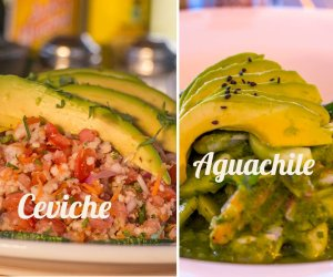 Ceviche and Aguachile Market