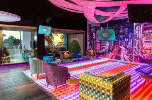 hoteles para niños - teens club grand velas