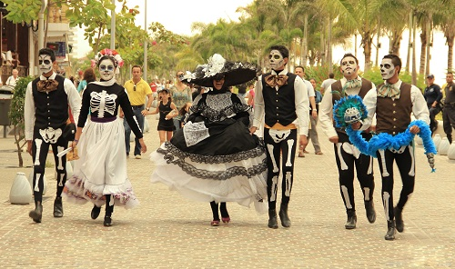 Puerto Vallarta Day of the Dead Festivities