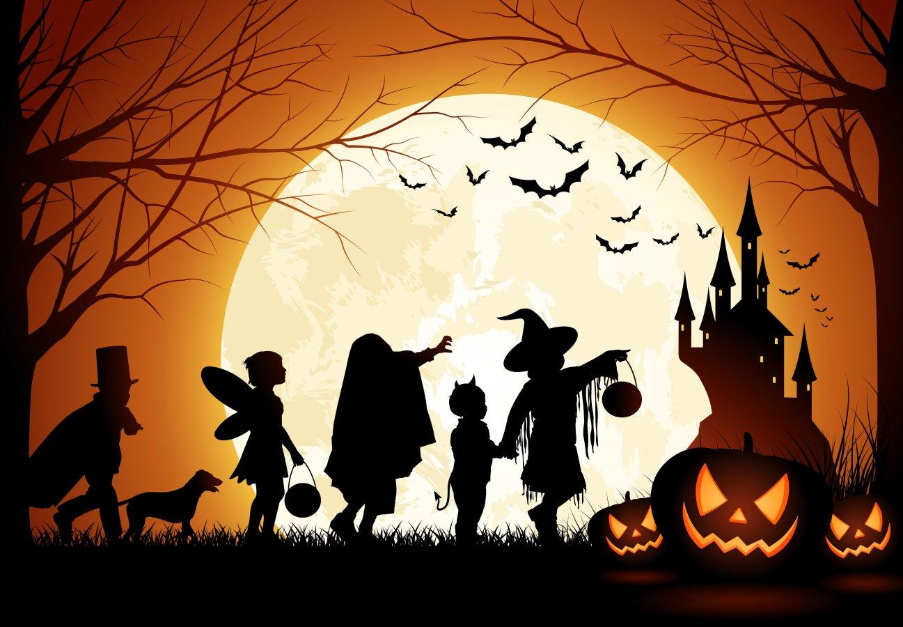 Halloween en puerto vallarta