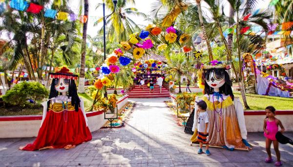circo de los niños en San Pancho, Nayarit. Eventos marzo vallarta-nayarit
