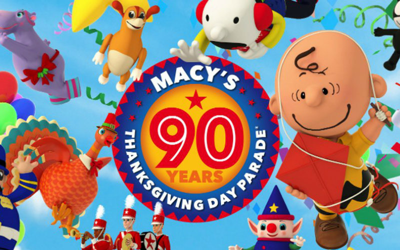 2016 Macy's Thanksgiving parade of New York