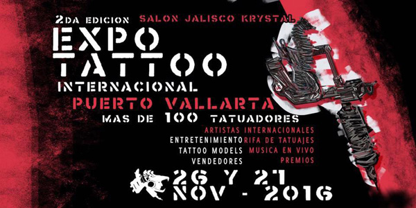 expo tatto puerto vallarta 2016