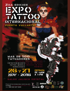 Puerto Vallarta Tattoo Expo