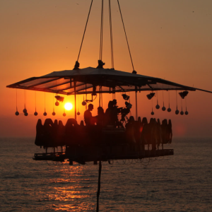 dinner in the sky puerto vallarta, hotel boutique casa velas