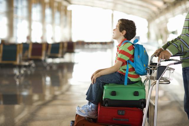 regalos para niños, los futuros viajeros