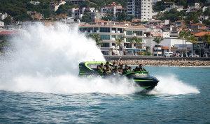Tsunami Jetboat