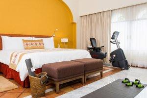 wellness suite, casa velas