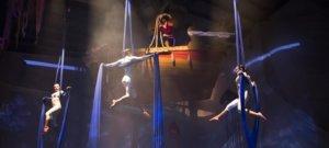 circo de los niños en San Pancho, Nayarit